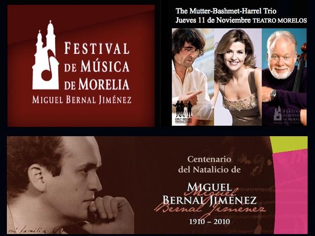 Festival de Música de Morelia 2010