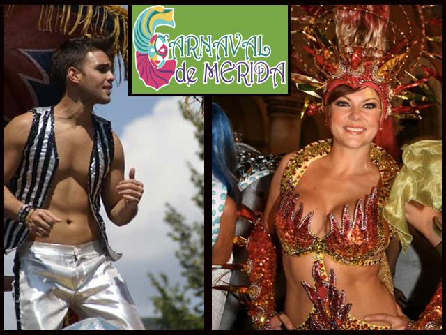 Programa del Carnaval de Mérida 2011