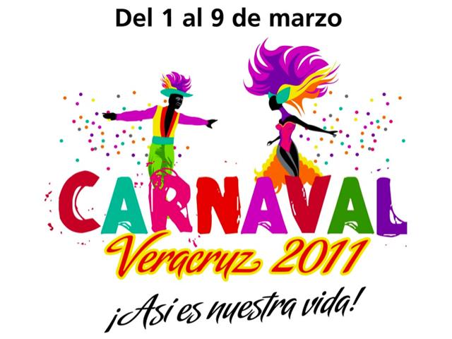 El Carnaval de Veracruz 2011
