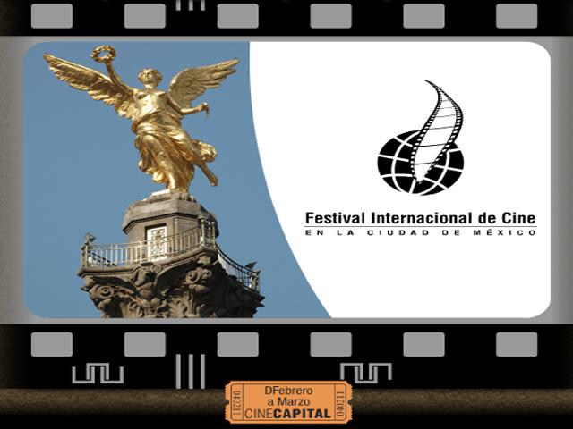 FICCMÉXICO, Festival Internacional de Cine de la Ciudad de México