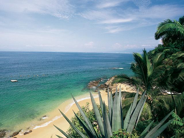 El Novillero, la playa más extensa de México