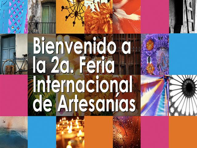 Exposición Artesanal Las Manos del Mundo