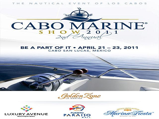 Cabo Marine Show 2011