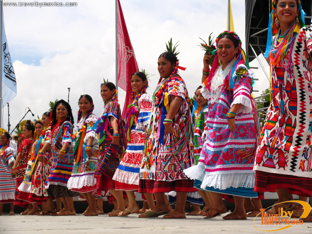 Oaxaca y la Guelaguetza en Mérida