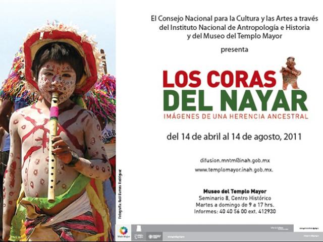 Exposición Los Coras del Nayar, Museo del Templo Mayor