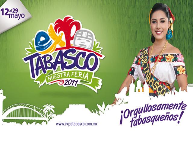 Programa de Eventos Expo Tabasco 2011