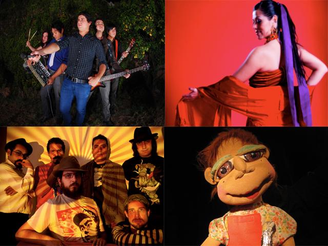 Programa de Conciertos y Eventos Festival de San Luis 2011