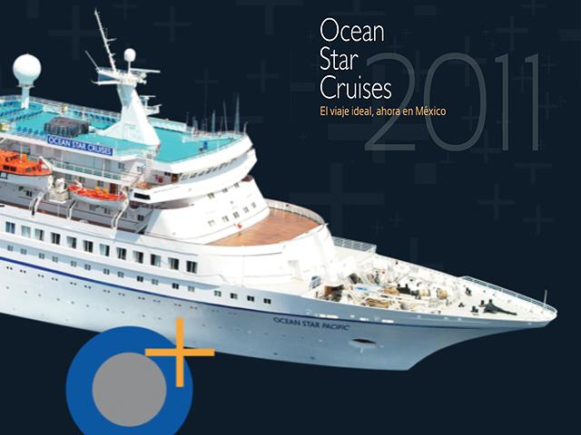 Ocean Star Cruises, primera línea de cruceros mexicana