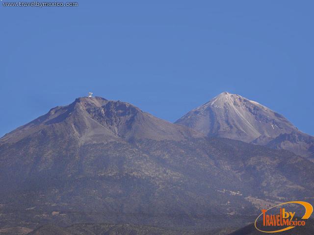 El Gran Telescopio Milimétrico de México