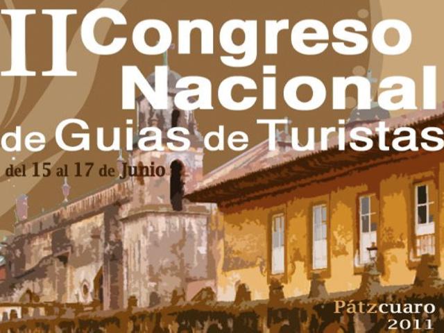 Congreso Nacional de Guías de Turistas en Michoacán