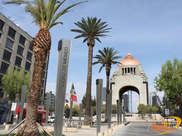 Monumento a la Revolución Mexicana, Ciudad de México