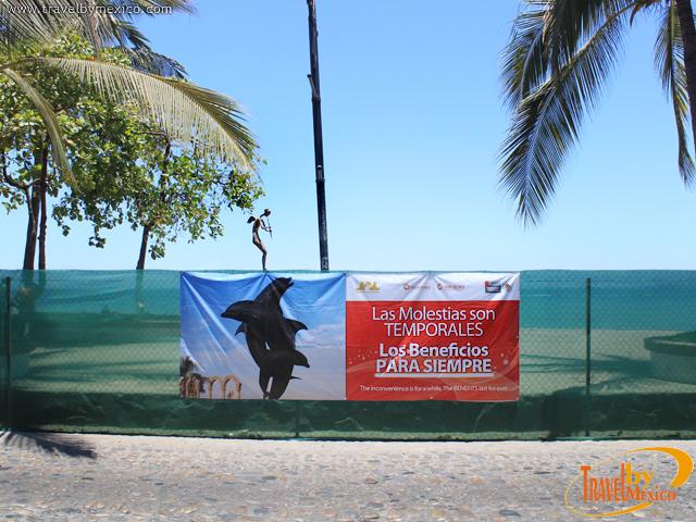 Remodelación y rehabilitación del Malecón de Puerto Vallarta