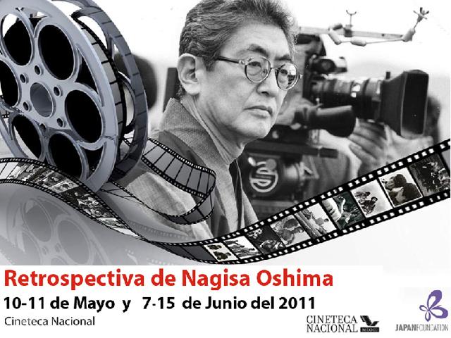 La Cineteca Nacional rinde homenaje al realizador Nagisa Oshima