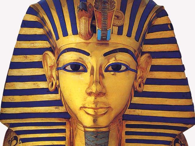 La tumba, el oro y la maldición de Tutankamón, Expo en México