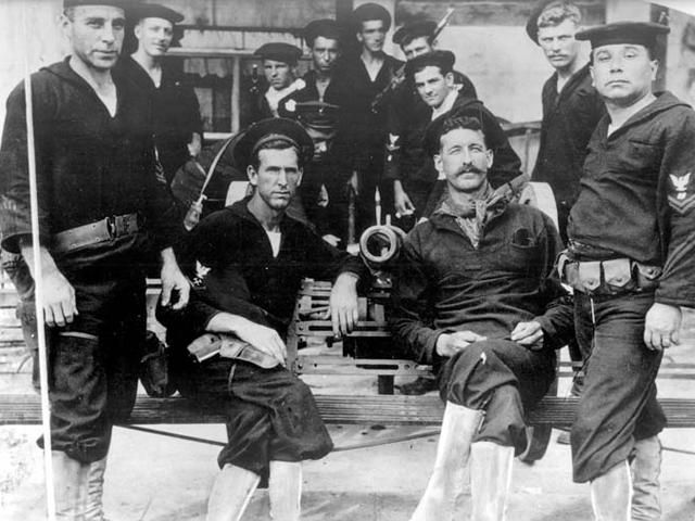 1914, Memoria fotográfica de la intervención estadounidense