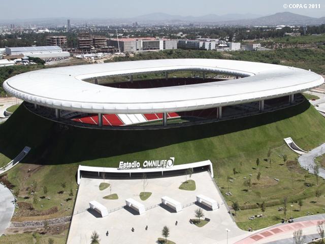 Instalaciones Deportivas de los Juegos Panamericanos 2011