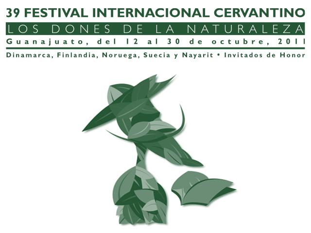 Festival Cervantino 2011, Invitados de Honor y Concierto Inaugural