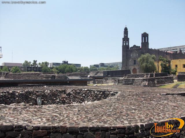 Nuevos hallazgos en la Zona Arqueológica de Tlatelolco