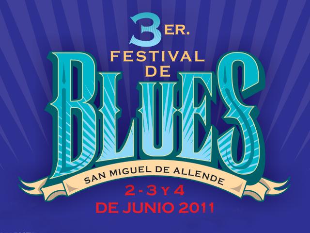 Festival de Blues 2011 en San Miguel de Allende