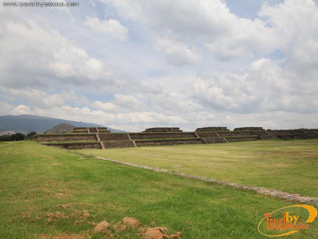 La Ciudadela, antiguo centro ceremonial de Teotihuacan