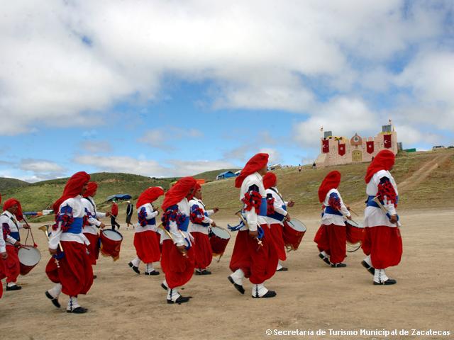 Calendario de Eventos 2011 en Zacatecas