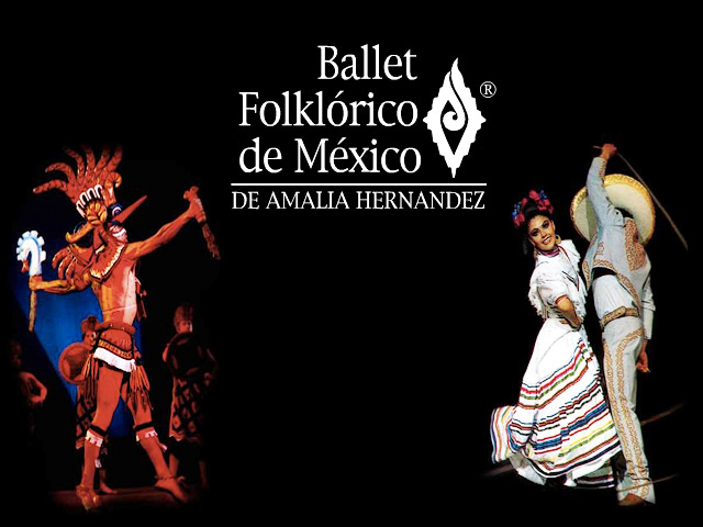 Ballet Folklórico de México de Amalia Hernández, funciones Julio 2011