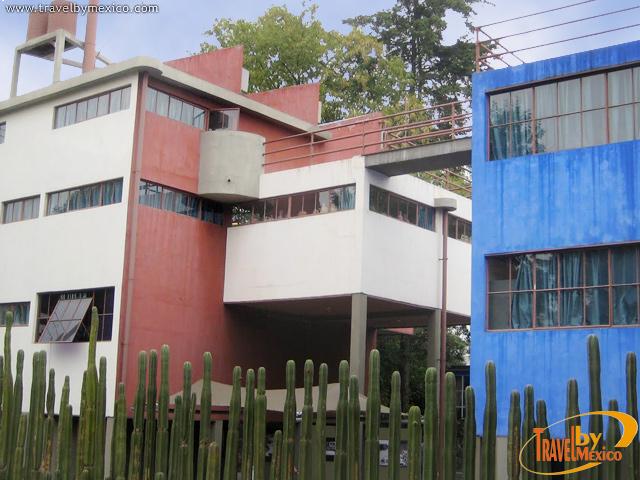Museo Casa Estudio Diego Rivera