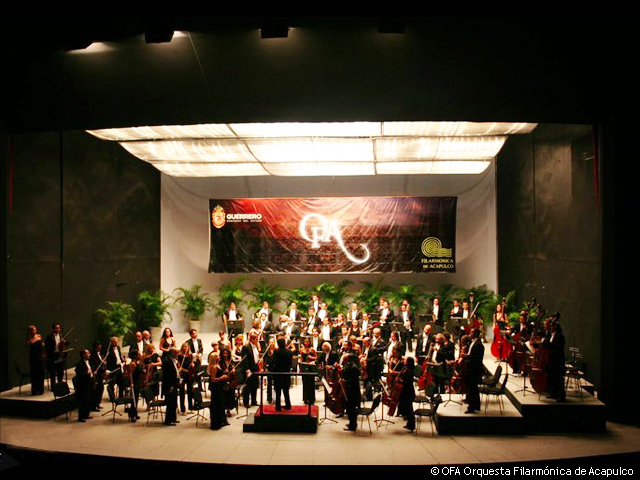 Orquesta Filarmónica de Acapulco, 12avo. Concierto de Gala
