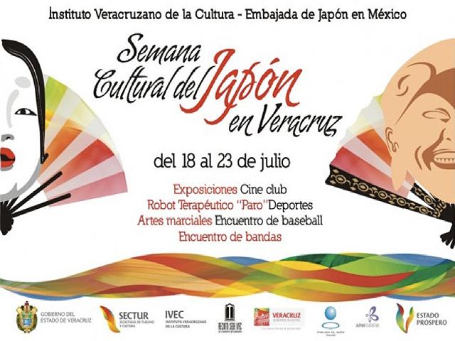 Semana Cultural de Japón en Veracruz, del 18 al 23 de Julio 2011