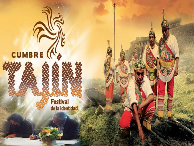 Cumbre Tajín firma convenio con Museo Nacional del Indígena Americano en Washington