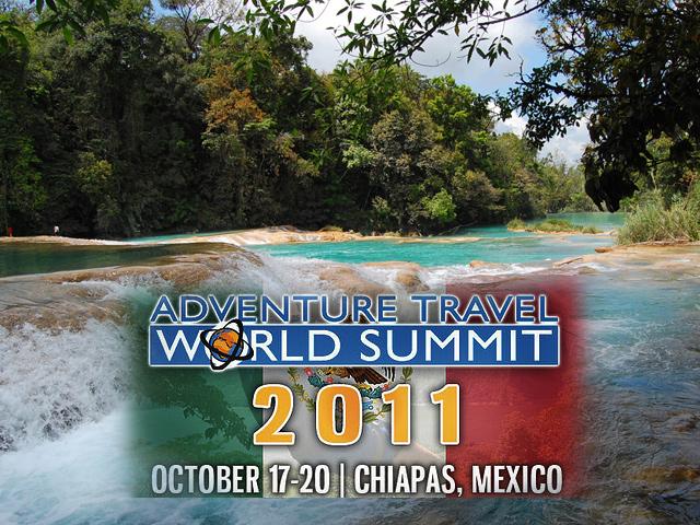 Chiapas, sede de la Cumbre Mundial de Turismo de Aventura 2011