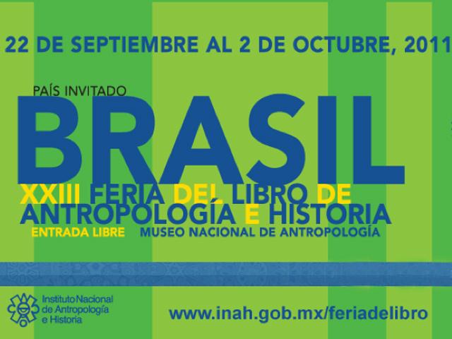 Feria del Libro de Antropología e Historia 2011