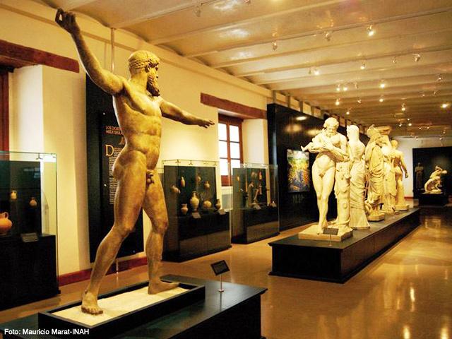 Sala Mediterráneo, nuevo espacio del Museo Nacional de las Culturas
