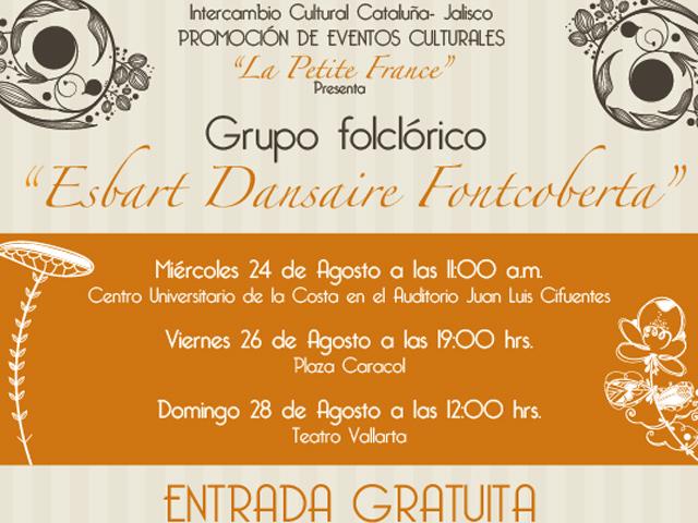 Intercambio cultural Cataluña-Jalisco, Agosto 2011