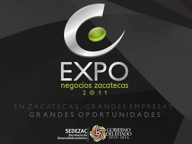 Grandes empresas y oportunidades en la Expo Negocios Zacatecas 2011