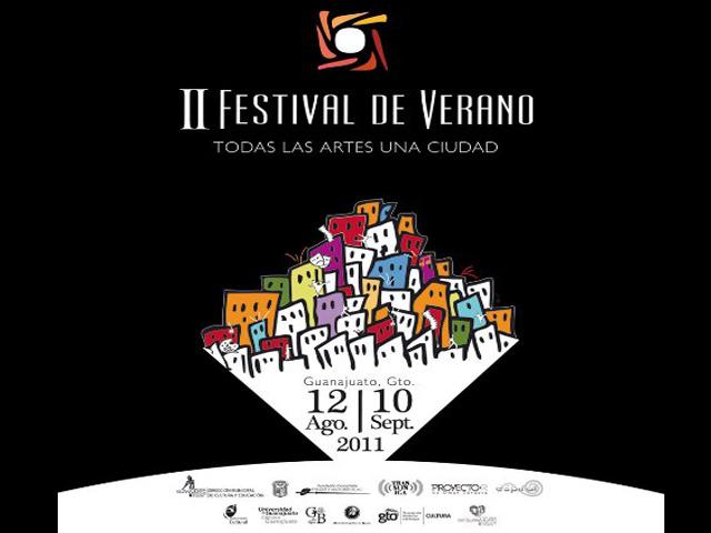 """Festival de Verano en Guanajuato 2011, """"Todas las Artes, Una Ciudad"""""""