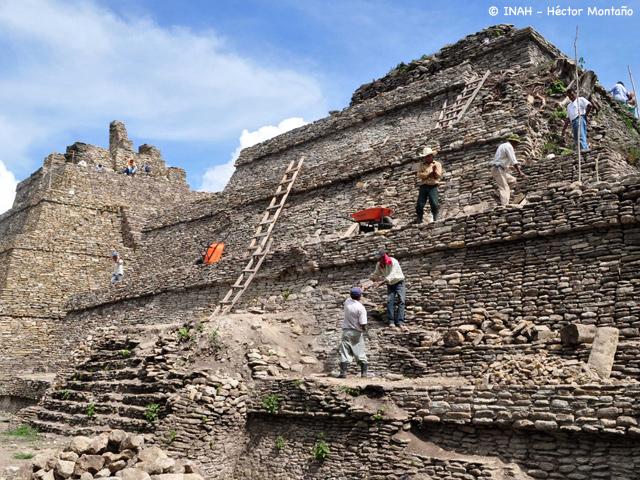 Cuidado de Sitios Culturales en México genera 36,000 empleos