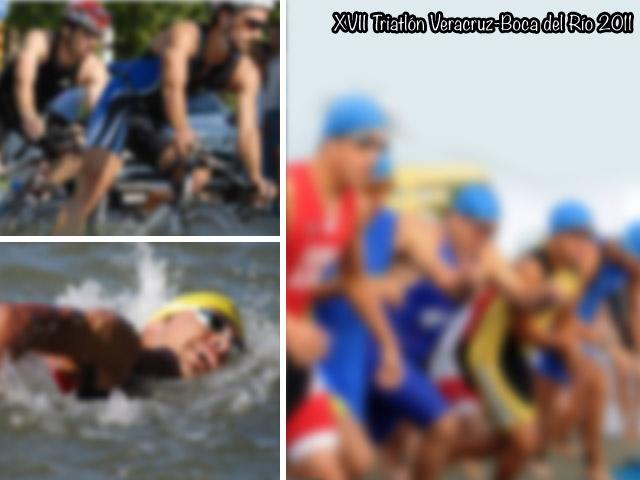 17º Triatlón Veracruz - Boca del Río 2011