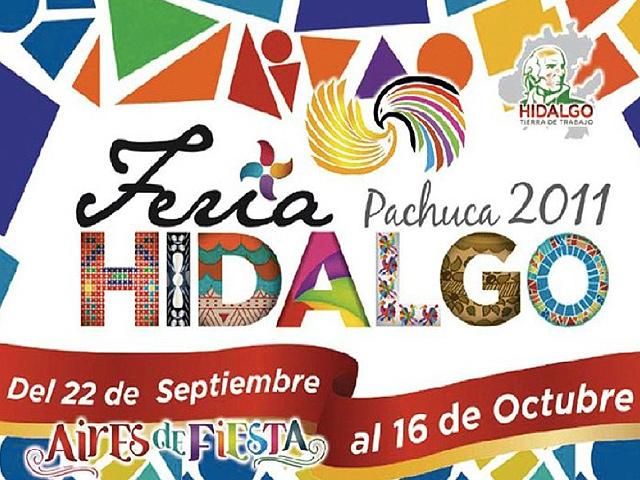 Feria Pachuca Hidalgo del 22 de septiembre al 16 de octubre 2011