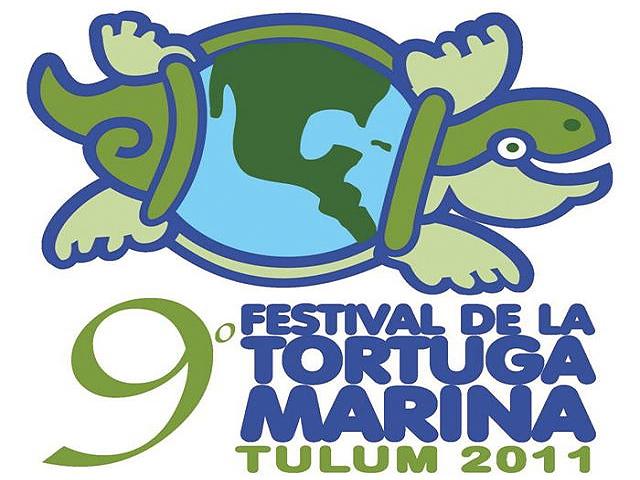 Festival de la Tortuga Marina 2011 en Tulum