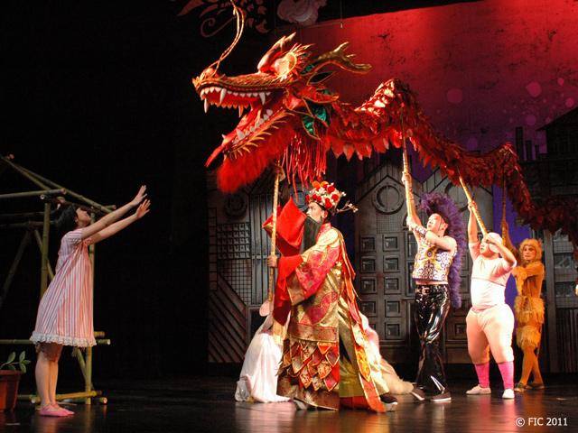 Festival Cervantino 2011 Programa de eventos en León