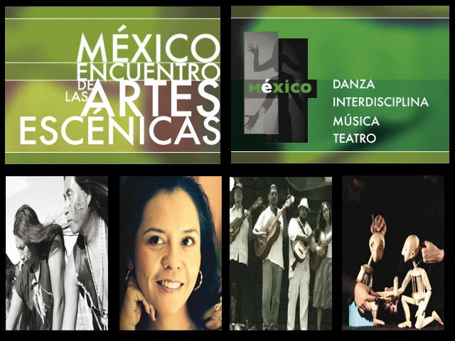 Programa de Eventos del Encuentro de las Artes Escénicas 2011