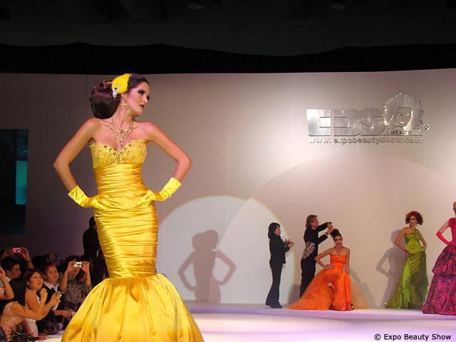 XV Expo Beauty Show 2011 en México