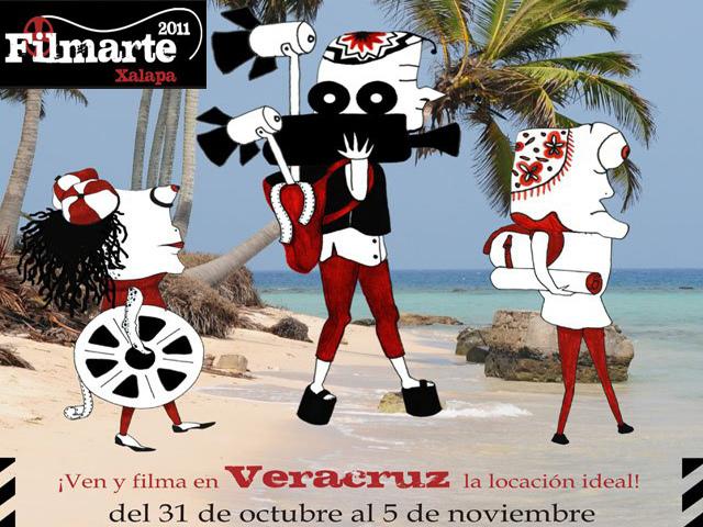 Festival Nacional de Cortometraje FILMARTE 2011