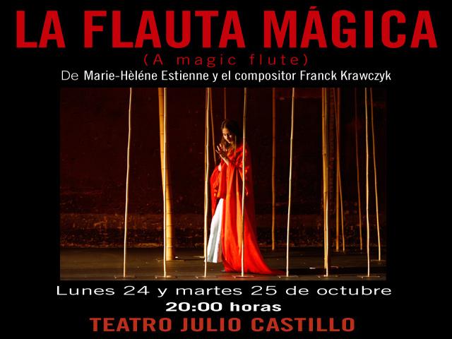 La Flauta Mágica de Mozart dirigida por Peter Brook llega a México
