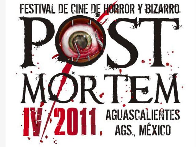 "IV Festival de Cine de Horror y Bizarro ""Post Mortem"" 2011"