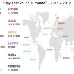 Hay Festival: del 6 al 9 de Octubre en Xalapa, Veracruz