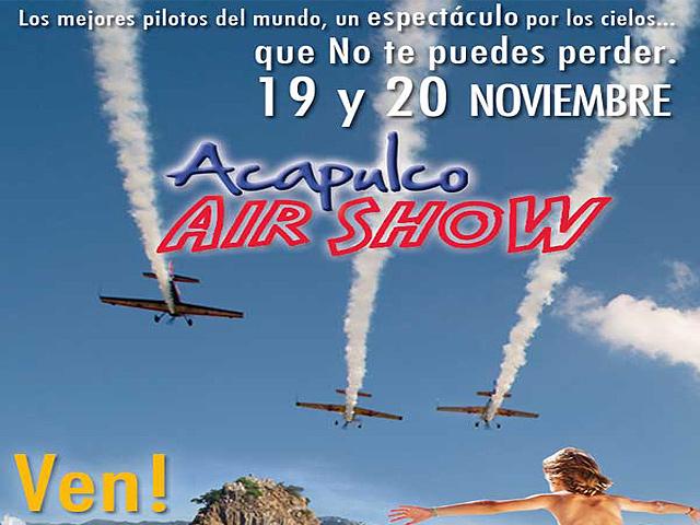Acapulco Air Show, 19 y 20 de Noviembre 2011