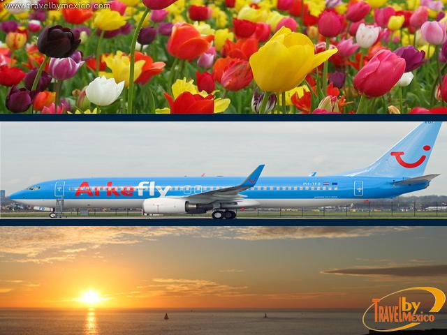 Nuevo vuelo directo Amsterdam-Puerto Vallarta