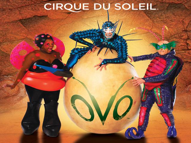 El Cirque du Soleil llega a la ciudad de México